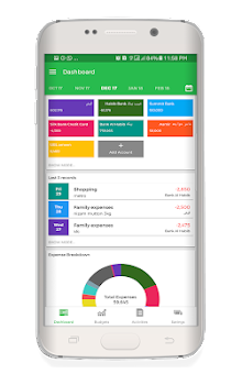 Hysab Kytab: Track your Expense, Account & Budget