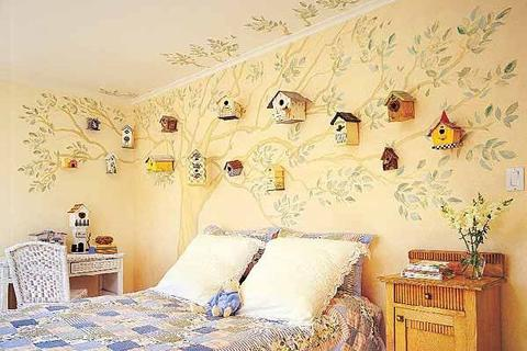 Wall Decorating Ideas - by ZaleBox - House & Home Category - 6,623 ...