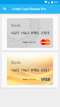 Pro Credit Card Manager NFC