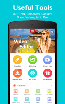 VideoShowLite:Video editor,cut,photo,music,no crop