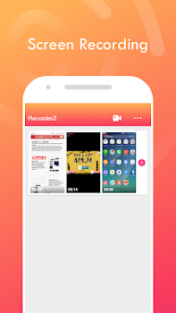 RecorderZ - Screen Recorder by Zapya
