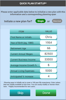 PlanMode-Comprehensive Personal Financial Planning