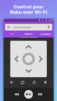 Remote for Roku - RoByte