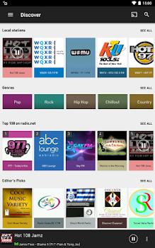 radio.net - Tune in to more than 30,000 stations