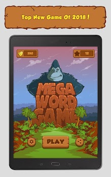 Mega Word Game - 100 Puzzle Edition