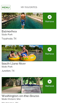 TX State Parks Official Guide