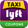 Taxi Coupons for Lyft  - Canada & USA
