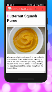 Homemade baby food recipes by app4life dev food drink category homemade baby food recipes forumfinder Choice Image