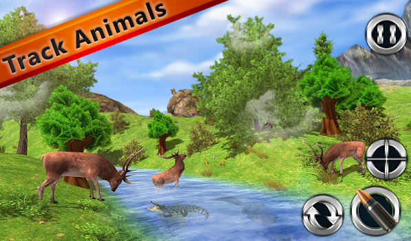 Animal Deer Hunting Game
