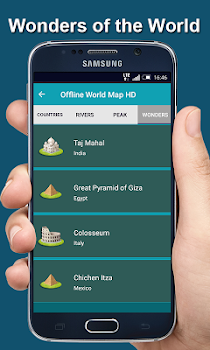 Offline world earth map gps navigation direction by mu fun offline world earth map gps navigation direction by mu fun apps valley maps navigation category 7 reviews appgrooves best apps gumiabroncs Gallery