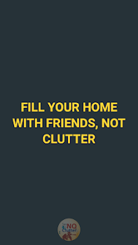 A Clutter Free Home