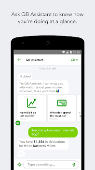 QuickBooks Self-Employed:Mileage Tracker and Taxes