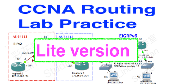 CCNA Labs Routing Lite - by Jerry 2015 - Education Category