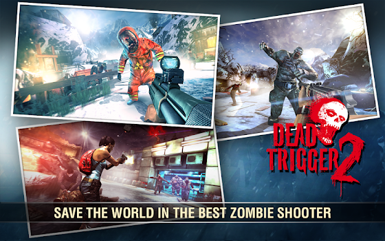 DEAD TRIGGER 2 - Zombie Survival Shooter