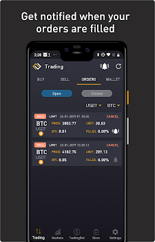 ProfitTrading For Binance - Trade much faster
