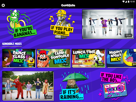 GoNoodle - Kid Movement   Mindfulness Videos! - by GoNoodle ... f3196dbcd