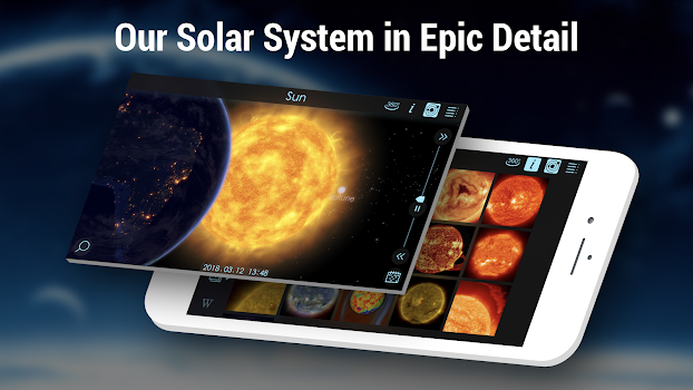 Solar Walk 2 Free:Encyclopedia of the Solar System
