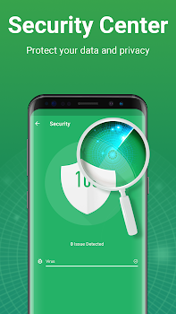 MAX AppLock - Fingerprint Lock, Security Center