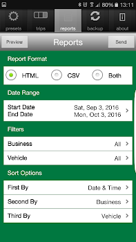 MileBug Mileage Log & Expense Tracker for Taxes