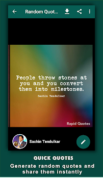 Quotes Creator & Collections