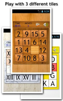 Fifteen Puzzle X - Best FREE Slide Puzzle Games
