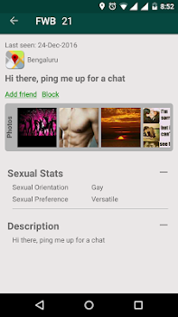 gay chat and video