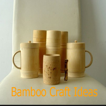 Bamboo Craft Ideas By Ufaira Art Design Category 4 Reviews