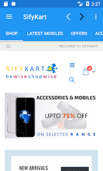 SifyKart - by MCORP9 - Category - 1 Reviews - AppGrooves: Discover