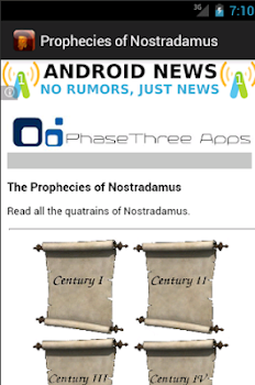 Nostradamus - by TakeTwo Apps - Entertainment Category - 59