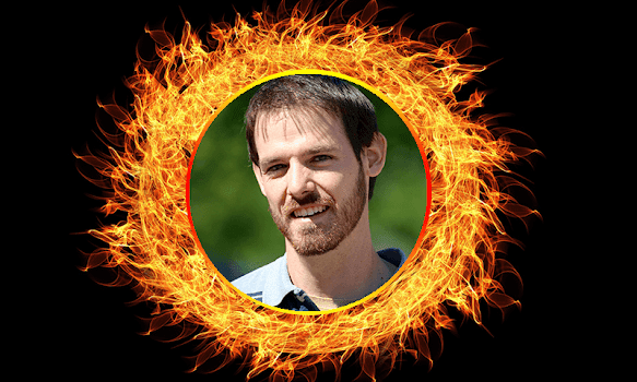 Fire Photo Frames - by Photo Kindle - Photography Category - 30 ...