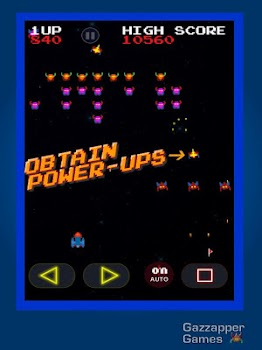 Galaxy Storm - Galaxia Invader (Space Shooter)