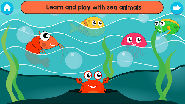 Toddler Learning Games - Little Kids Games