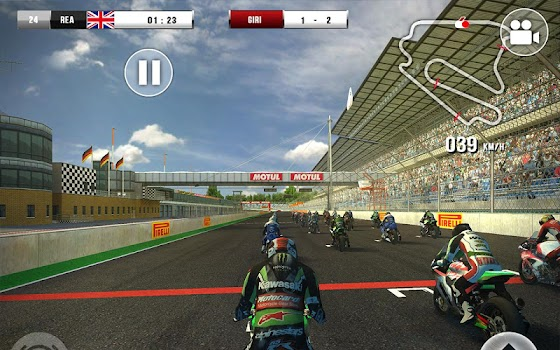 Image result for SBK16 Official Mobile Game GAme Pic