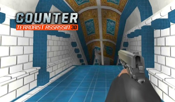 Counter Terrorist Assassin 3D: Free Shooting Games