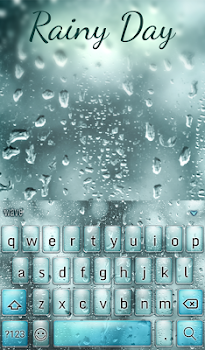 Rainy Day Animated Keyboard Live Wallpaper By Keyboard