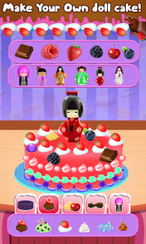 Japanese Doll Cake Maker Cake Cooking Games 2017 by kiddy