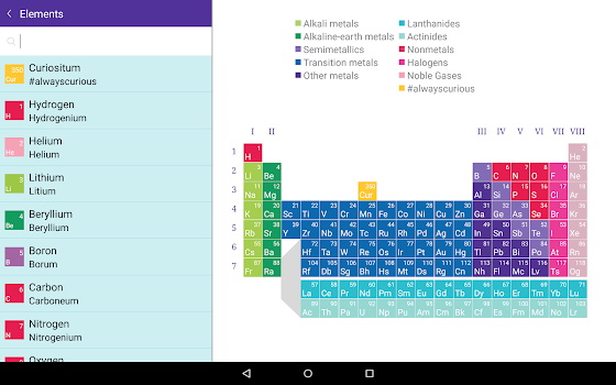 Emd pte by merck kgaa education category 27 features 2631 also best 10 apps for the periodic table of elements urtaz Choice Image