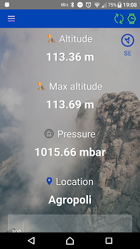 Altimeter Wear By Alessandro Mautone Tools Category - Best altitude app