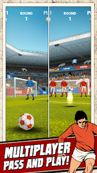 Flick Kick Football