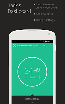 Achieve - Productivity Timer
