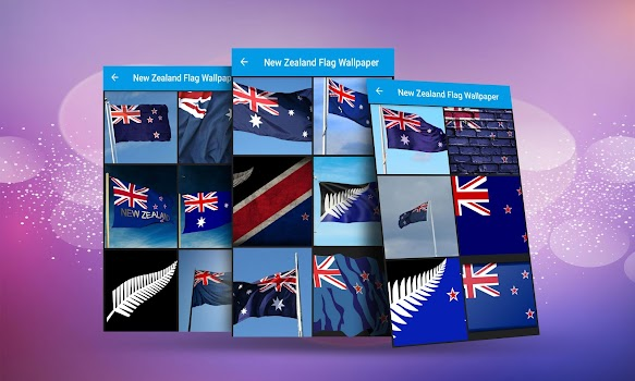 New Zealand Flag Wallpaper By Hd Flags Personalization Category