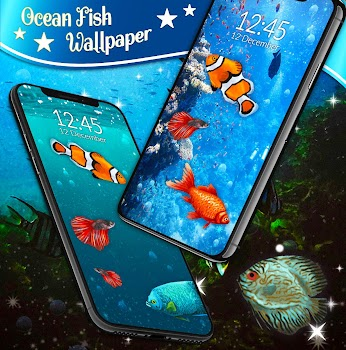 Ocean Fish Hd Live Wallpaper By Hd Live Wallpapers And Clocks