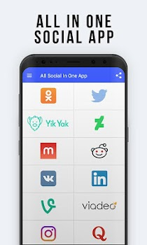 All In One Social Network App