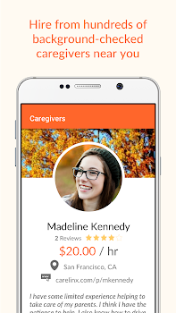 CareLinx: In-Home Caregivers for Seniors