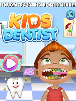crazy dentist clinic for kids by edutales casual games category