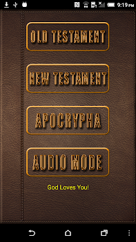 Audio Bible (KJV)