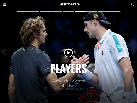 Tennis TV - Live ATP Streaming