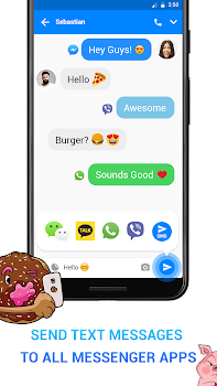 Messenger - Messages, Text, Free Messenger for SMS