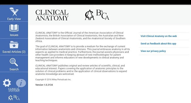 Clinical Anatomy - by John Wiley & Sons, Inc. - News & Magazines ...