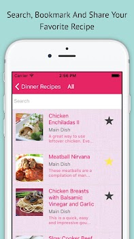 Dinner recipes offline app by quotes food drink category dinner recipes offline app forumfinder Choice Image